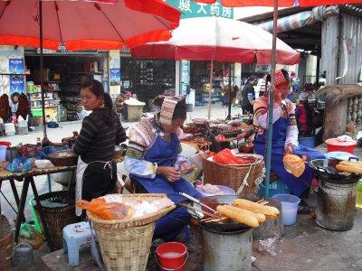 Street food, Xinjie