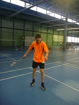 Badminton Goodbye Tournament 6