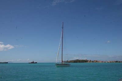 Canada II - 12M sailboat