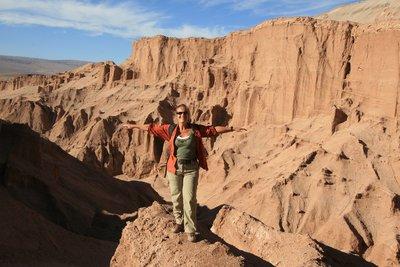 moon Valley - Atacama Desert