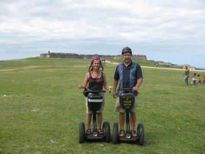 Puerto Rico Segway Tour
