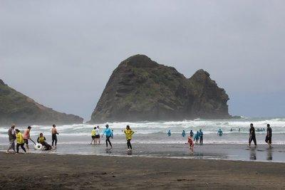surfer school