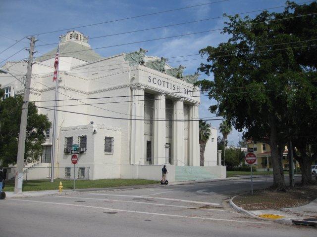 Scottish Rite Temple
