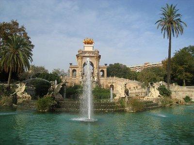 Barcelona - fontene