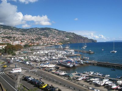 Funchal - oversikt