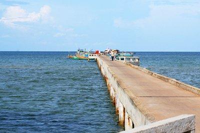 Ham Ninh port, Phu Quoc, Vietnam
