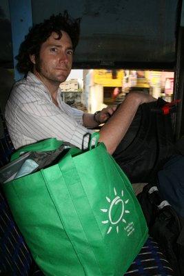 Riding the Rickshaws