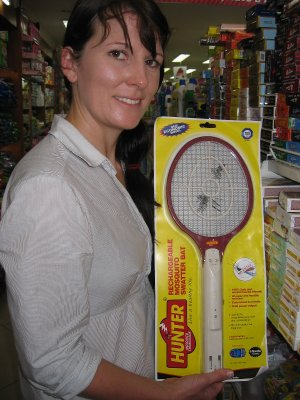 Mosquito zapper