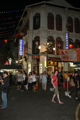 Smith Street (Yummy Street) Chinatown