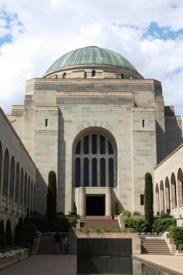 ANZAC Memorial Courtyard
