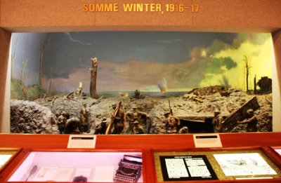 The Somme Diorama