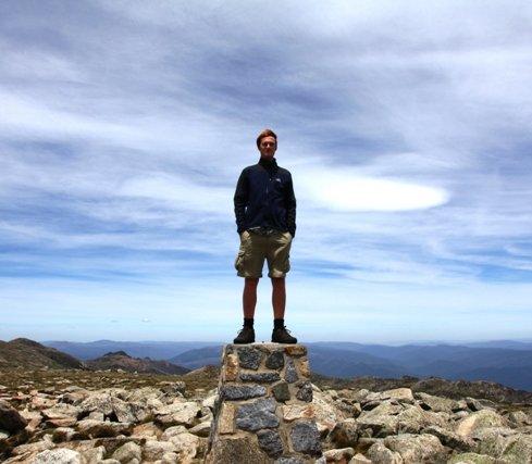 Richard - Highest person in Australia