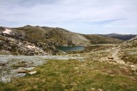 Lake in Mount Kosciuszko National Park