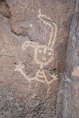 petroglyphs, Albuquerque, NM