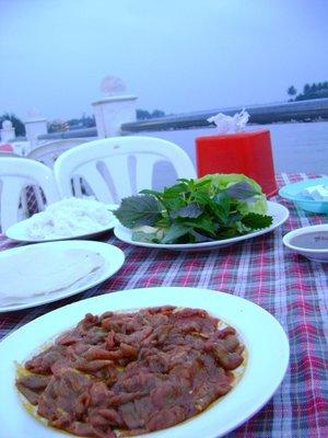 More of dinner