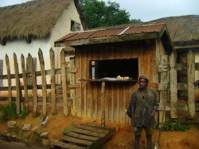 Village near Ambositra