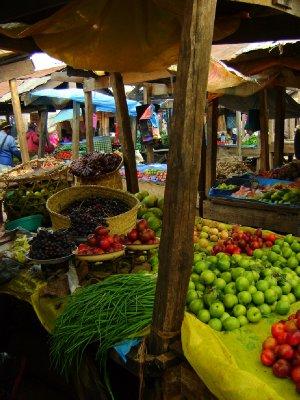 Market in Ambositra
