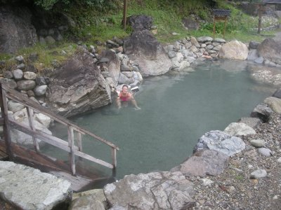 Thermal pools - Pucon