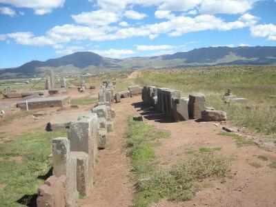 Tiwanaku - Pumpapunka - the lost city of Atlantis, maybe?