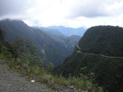 Death Road ahead