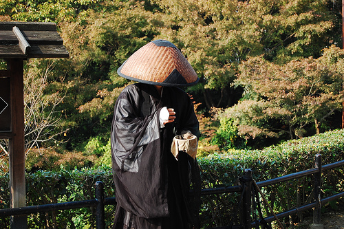 Kyoto Beggar