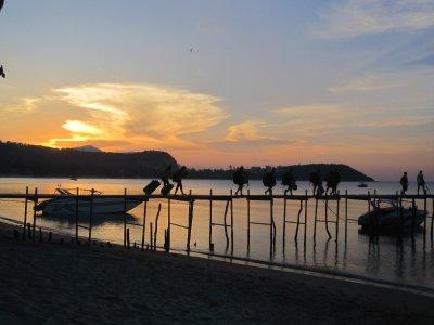 Sunset Koh Samui