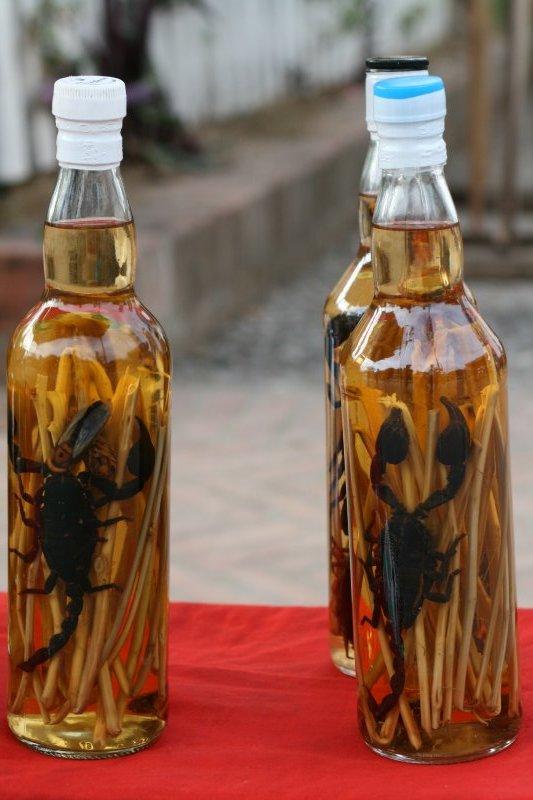 Skorpion whiskey