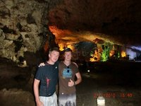 Halong Bay grotte