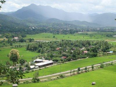 Mae Sariang Valley