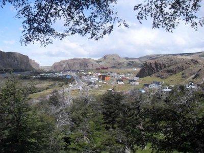 El Chalten overview