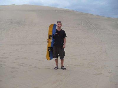 Me and sandboard