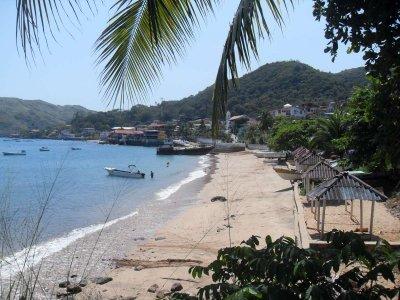 Taboga coast