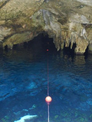 Cenote time