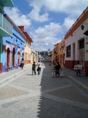 San Cristobal de las Casas Main Street