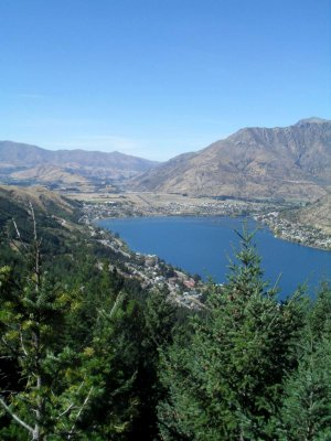Queenstown view 4