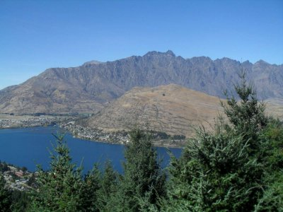 Queenstown view 3