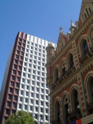 Adelaide Tetris Building 3