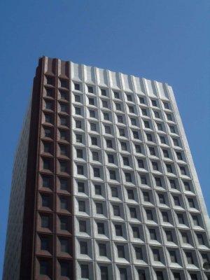 Adelaide Tetris Building