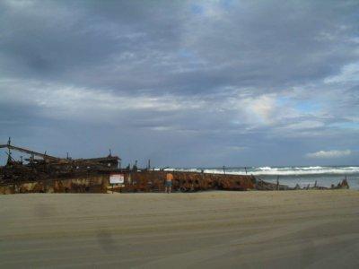 Maheno Ship Wreck 36