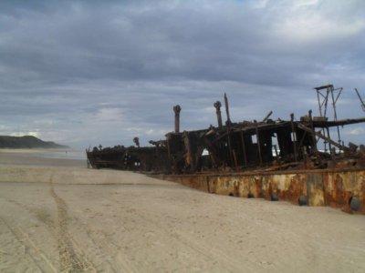 Maheno Ship Wreck 33
