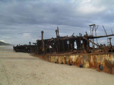 Maheno Ship Wreck 32