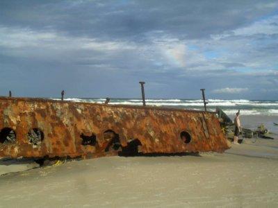 Maheno Ship Wreck 28