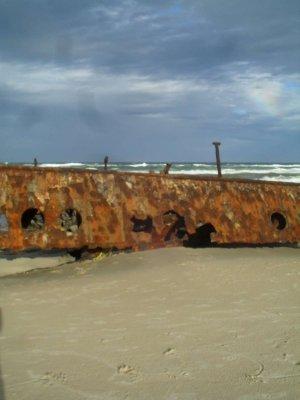 Maheno Ship Wreck 27