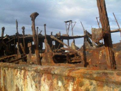 Maheno Ship Wreck 24