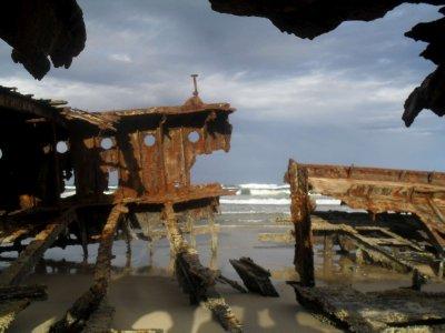 Maheno Ship Wreck 20