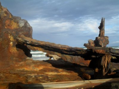 Maheno Ship Wreck 18