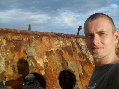 Maheno Ship Wreck 15