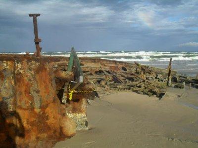 Maheno Ship Wreck 14
