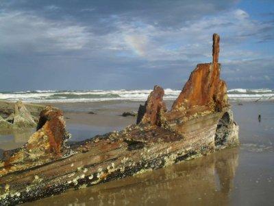 Maheno Ship Wreck 11