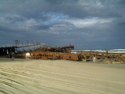 Maheno Ship Wreck 7